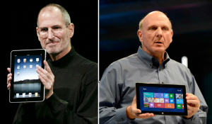 Microsoft Surface Tablet vs. Apple iPad Keynote [Video]