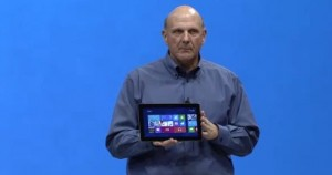 Watch The Microsoft Surface Tablet Keynote Video Online [YouTube Video]