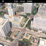Google Earth 3D View 1