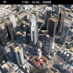 Google Earth 3D View 2