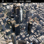 Google Earth 3D View 3