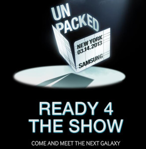 Watch Samsung Galaxy S IV Announcement Live Here