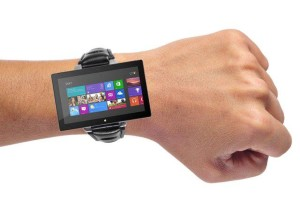 WSJ: Microsoft Reportedly Working On Smartwatch