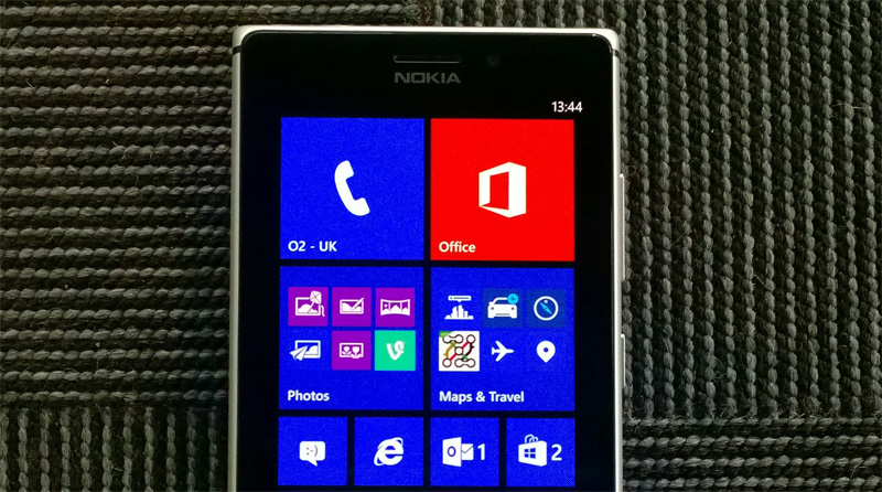 Nokia Lumia Black Update