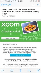 Dear @Xoom or dear %FIRST NAME%. Whatever! http://…